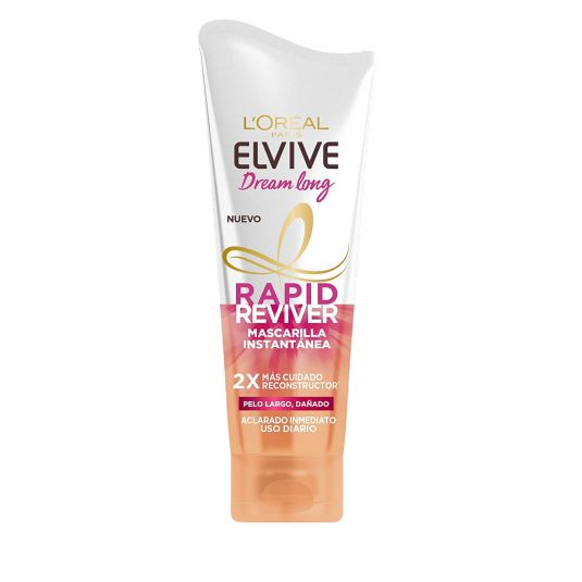 ELVIVE DREAM LONG RAPID REVIVER MASCARILLA INSTANTÁNEA 180ML