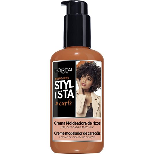 loréal stylista curls cream rizos 200ml