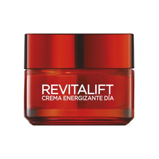 loreal revitalift crema de día roja ginseng glow 50ml