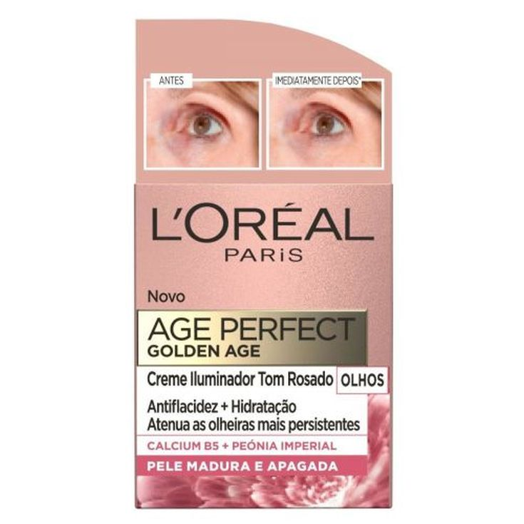 loreal age perfect golden controno de ojos 15ml