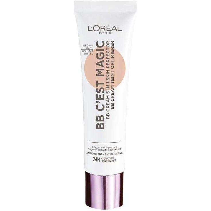 loreal make-up designer bb cream c'est magic spf20