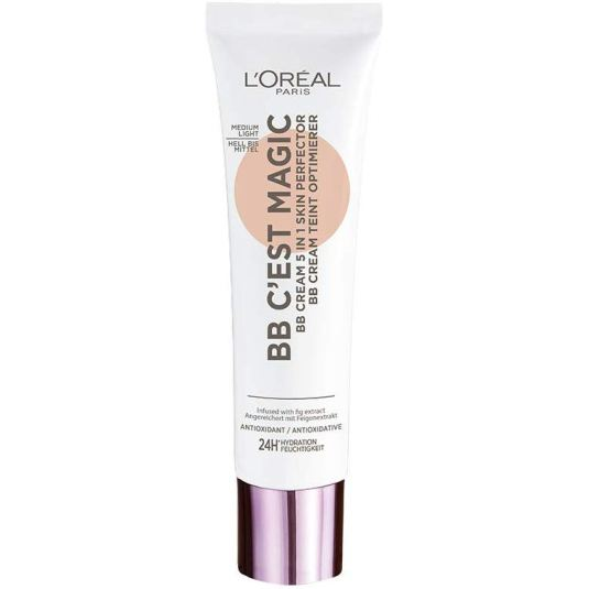 loreal make-up designer bb cream c'est magic spf20