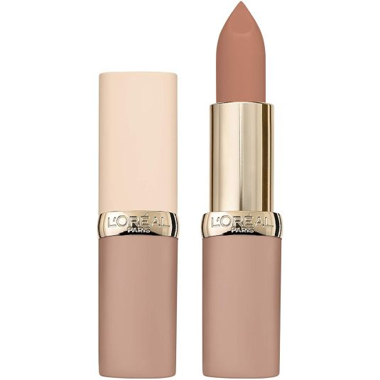 loreal barra color riche ultra matte barra de labios