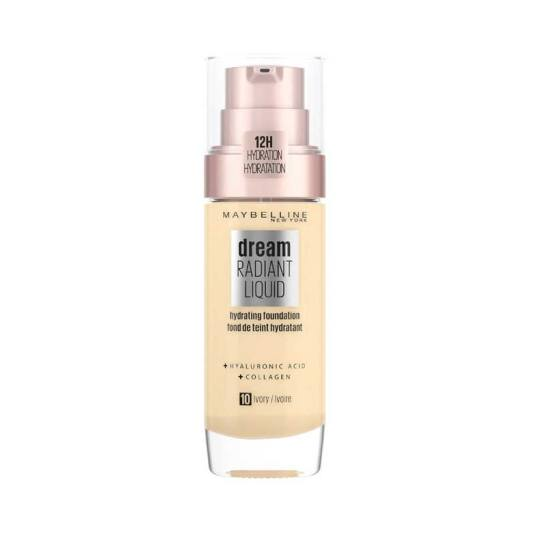 maybelline dream radiant liquid base de maquillaje