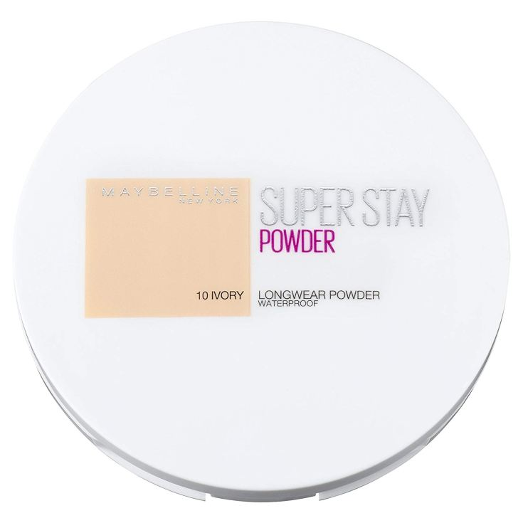 maybelline superstay 24h polvos mattes