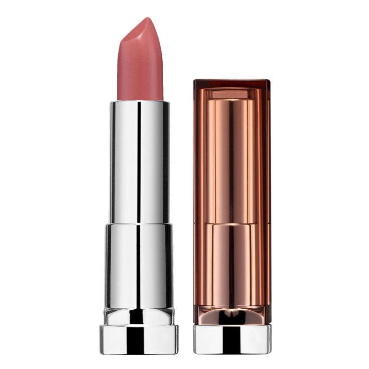 maybelline color sensational blushed nudes barra de labios