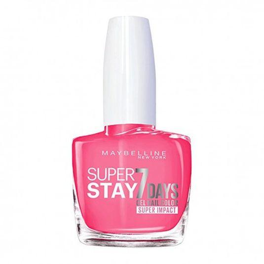 maybelline laca de uñas superstay 7d