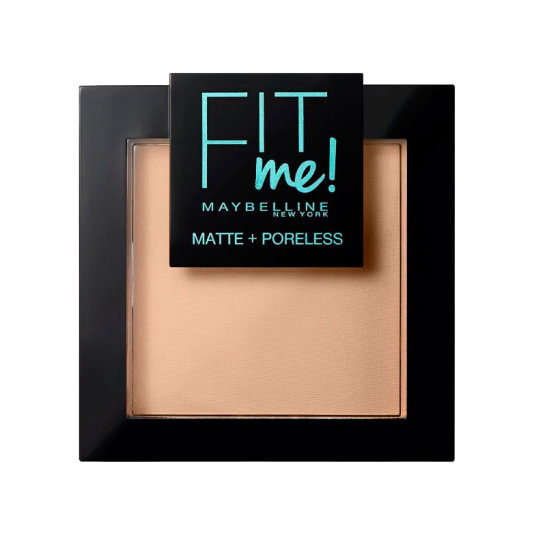 MAYBELLINE POLVOS MATIFICANTES FIT ME