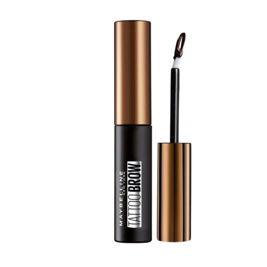 maybelline mascara para cejas gel tatto brow
