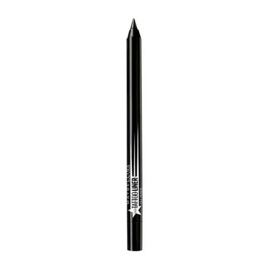 maybelline tattoo liner gel pencil limited edition 900 negro