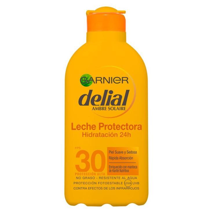 DELIAL LECHE PROTECTORA CORPORAL SPF30