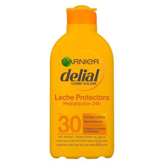delial leche protectora corporal spf30 200ml