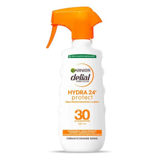 DELIAL PROTECTOR HIDRATANTE FPS30 EN SPRAY 300ML