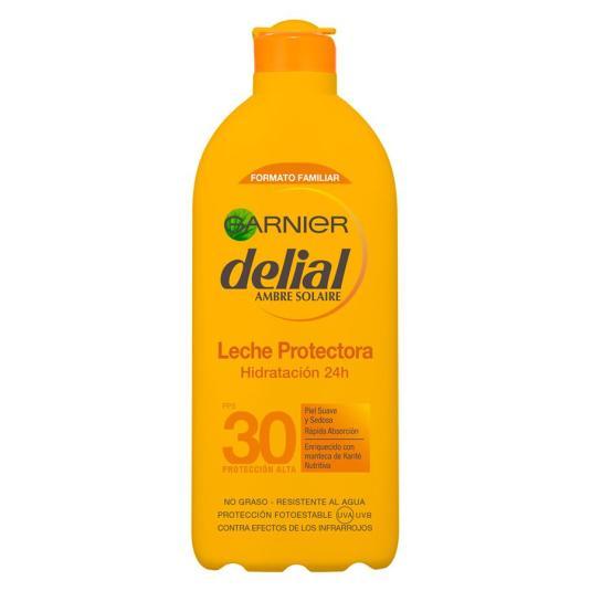 delial leche protectora corporal spf30 400ml