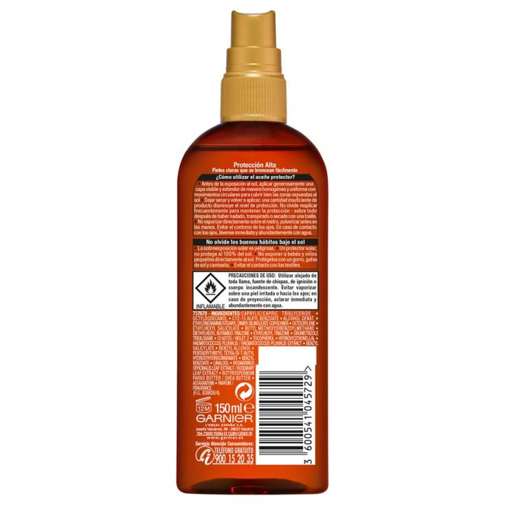delial aceite protector corporal spf30 150ml