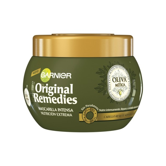 ORIGINAL REMEDIES MASCARILLA NUTRICIÓN EXTREMA OLIVA