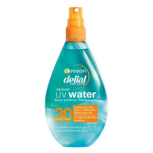 DELIAL UV WATER FOTOPROTECTOR TRANSPARENTE 150ML