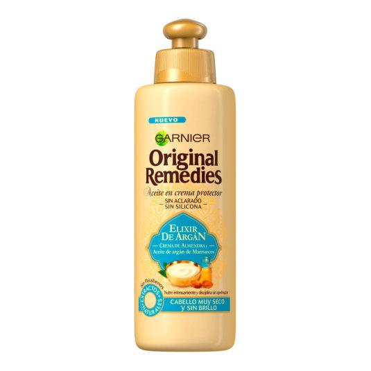 original remedies aceite en crema protector elixir de argan