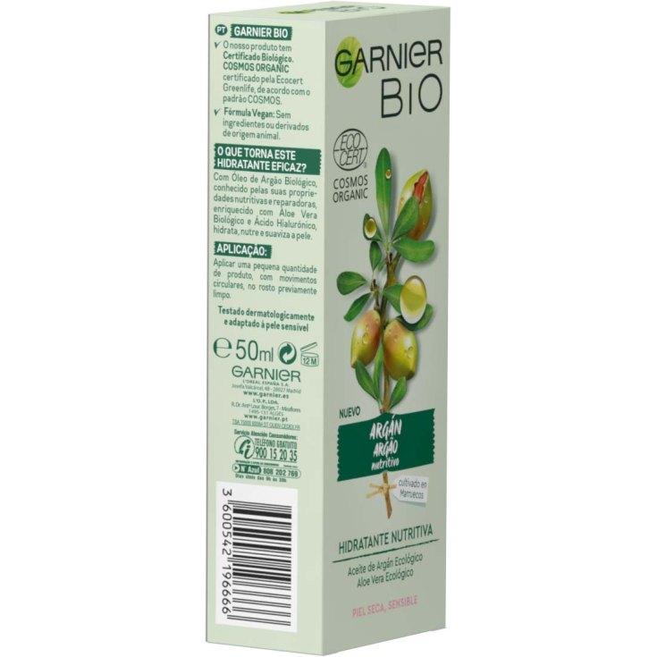 garnier bio crema de día nutritiva argán 50ml