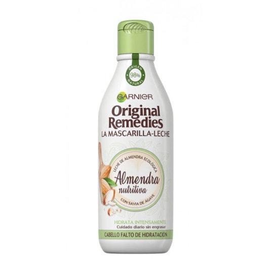 original remedies la mascarilla capilar leche-almendra nutritiva 250ml