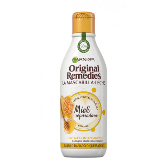 original remedies la mascarilla capilar leche-miel reparadora 250ml