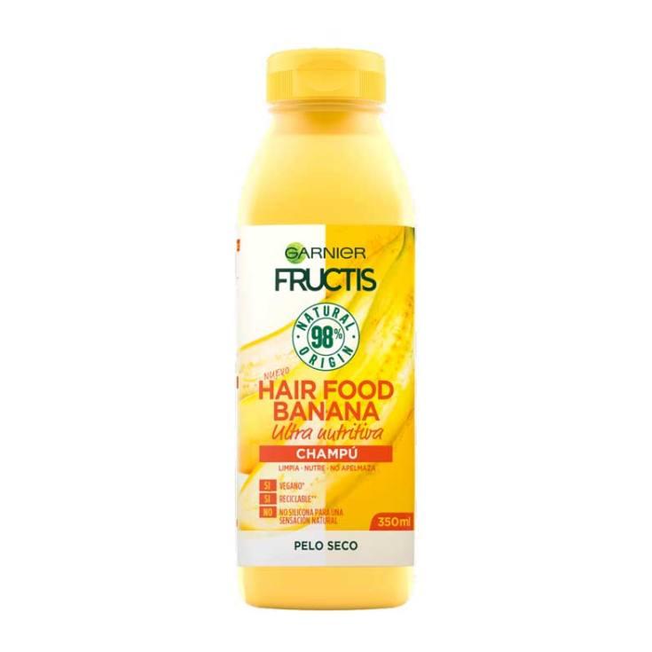 fructis hair food banana champu ultranutritivo 350ml