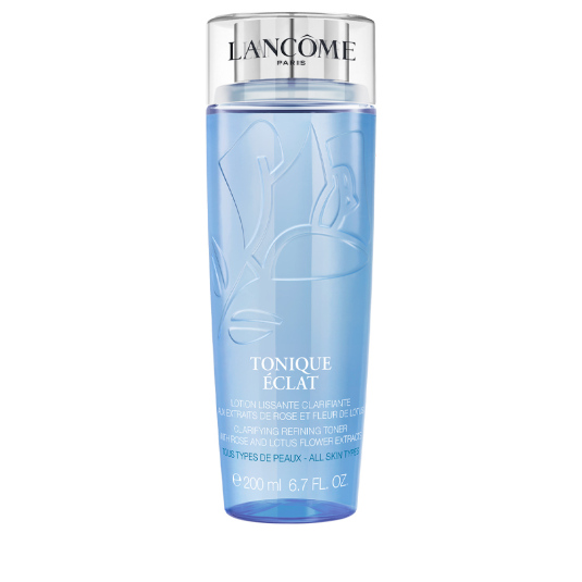 lancome tonique eclat tonico limpieza facial exfoliante clarificante 400ml