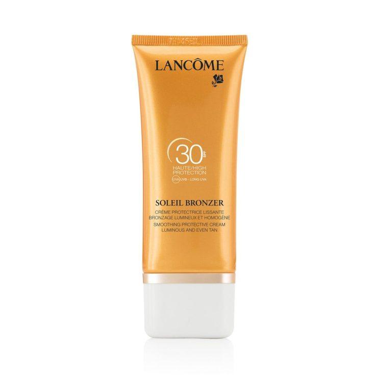 lancome soleil bronzer face crema protectora facial spf30 50ml