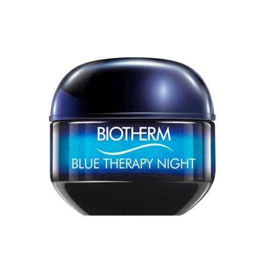 biotherm blue therapy night crema de noche antiedad 50ml