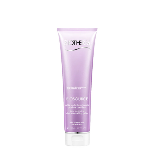 biotherm biosource nettoyant gel exfoliante facial 150ml