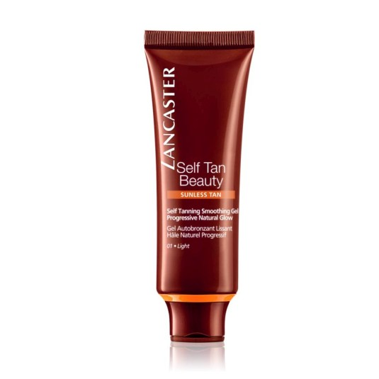 LANCASTER SUN SELF TAN BEAUTY GEL FACIAL AUTOBRONCEADOR 50ML