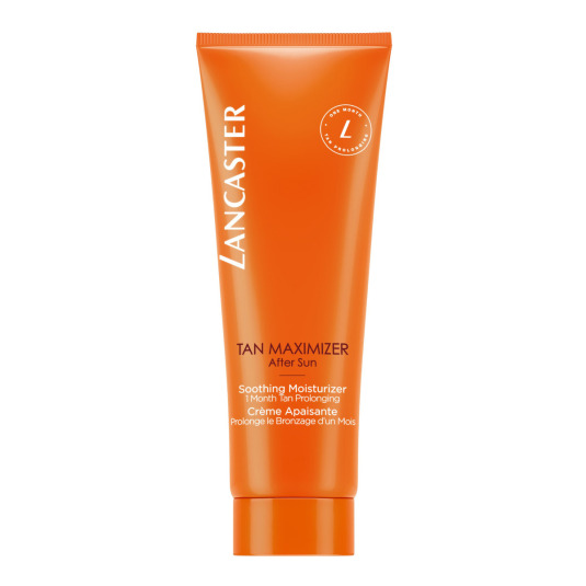 lancaster tam maximizer after sun hidratante y calmante tubo 250ml