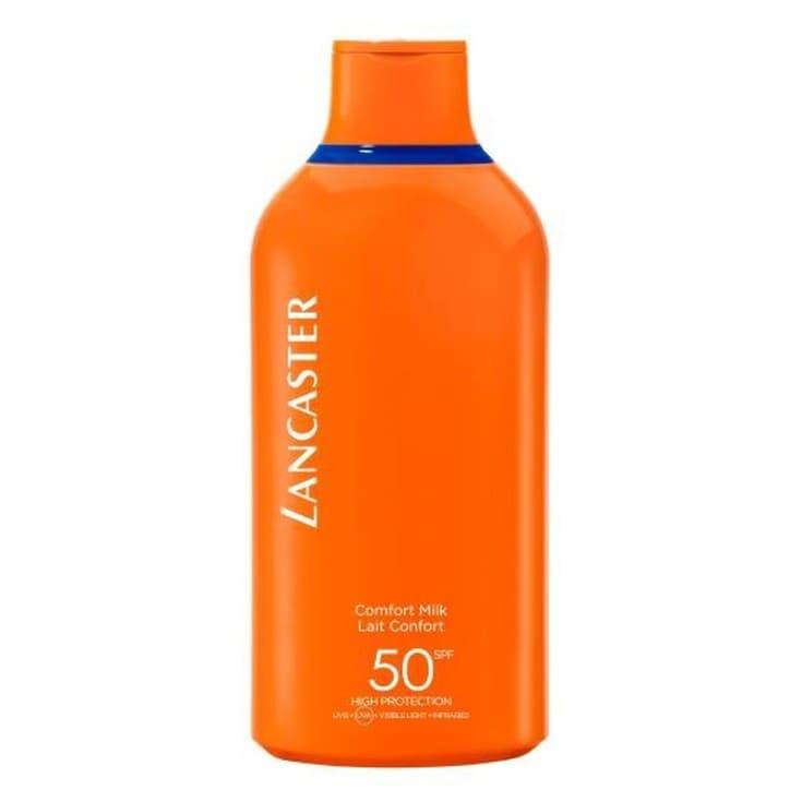 lancaster sun beauty loción bronceadora corporal spf50 400ml