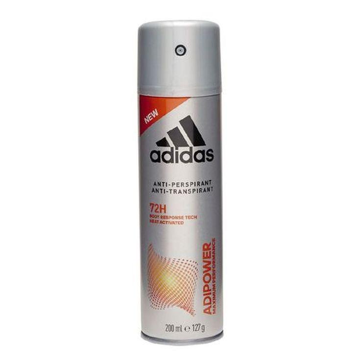 adidas adipower desodorante spray 200ml