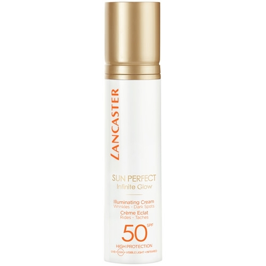 lancaster sun perfect crema iluminadora spf50 50ml