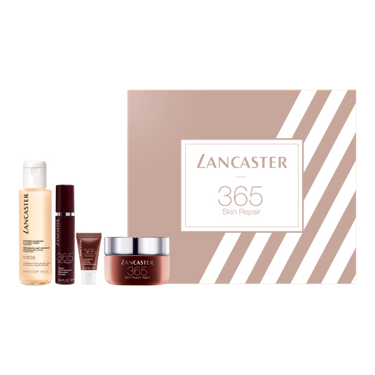 lancaster set skin repair 365 crema noche 50ml