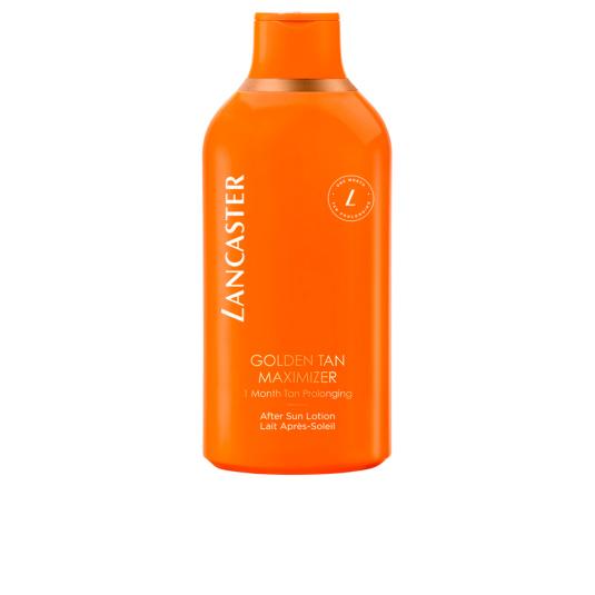 lancaster tan maximizer after sun hidratante y calmante 400ml