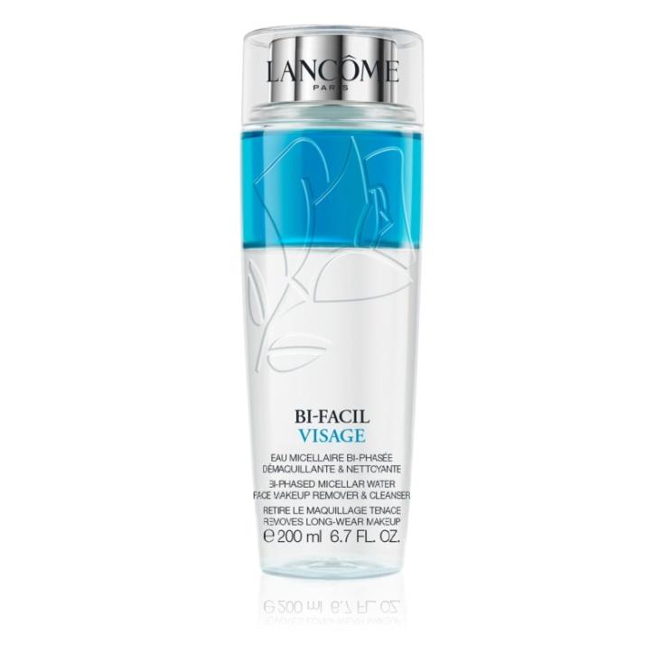 lancome bi-facil visage agua micelar bifasica 200ml