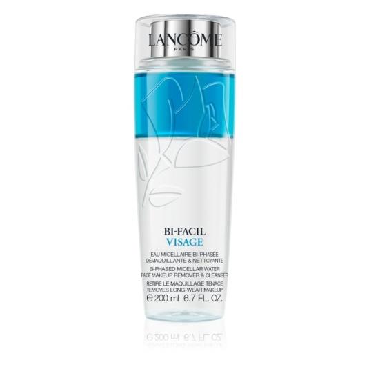 lancome bi-facil visage agua micelar bifásica 200ml