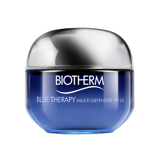 biotherm blue therapy multidefender spf25 crema antiedad piel seca 50ml