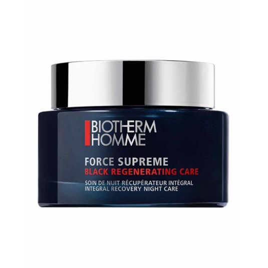 biotherm homme force supreme black mascarilla facial 75ml