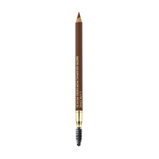 lancome brôw shaping powdery pencil lápiz de cejas con cepillo