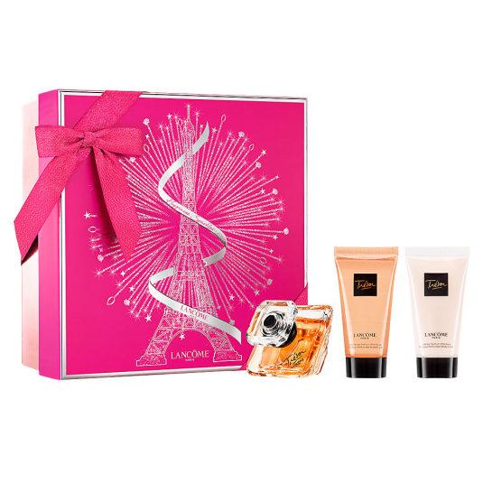 trésor eau de parfum 50 cofre 3 piezas