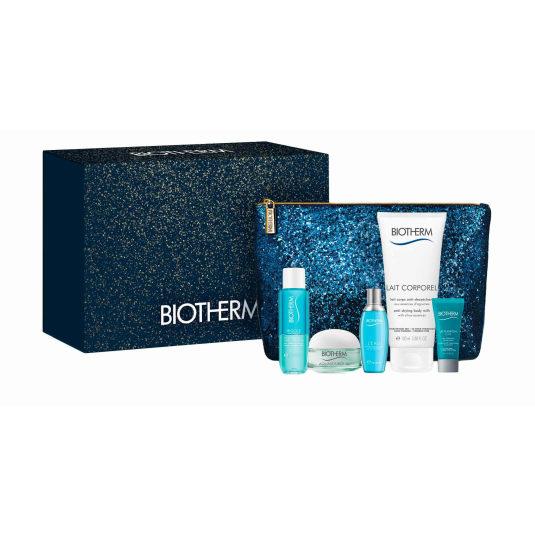 biotherm aquasource everplump holiday gift set + neceser