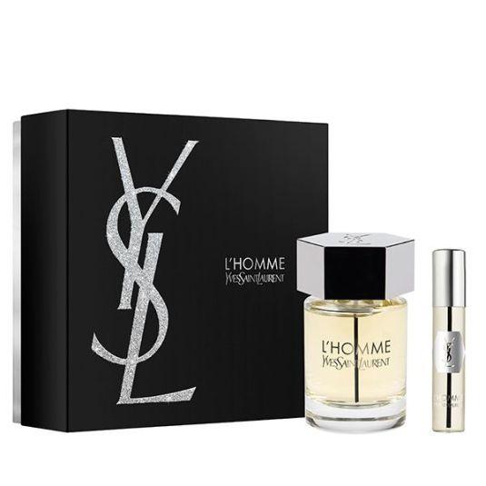 Yves Saint Laurent L'Homme Eau de Toilette 100 cofre regalo 2 piezas