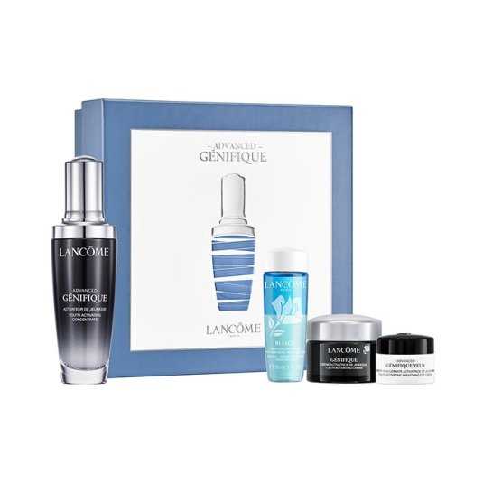 lancome advanced genifique serum 50ml set regalo