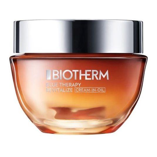 biotherm blue therapy amber algae revitalize cream in oil 50ml