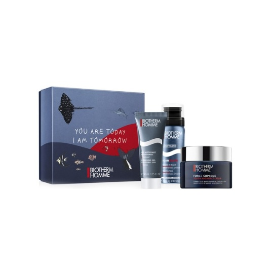 biotherm homme force supreme youth architect 50ml set 3 piezas
