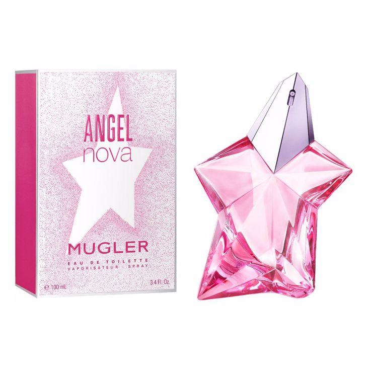 mugler angel nova eau de toilette recargable