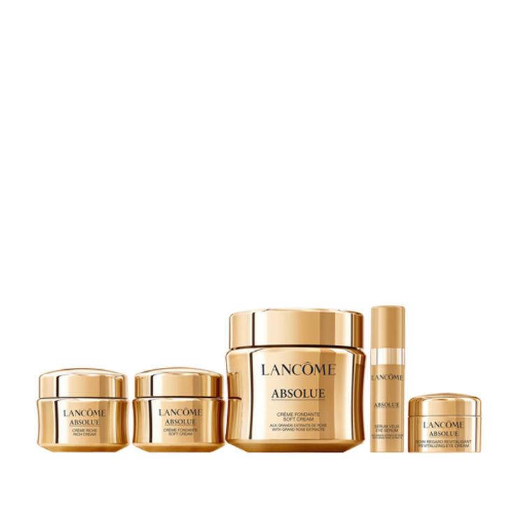 lancôme absolue golden essentials set